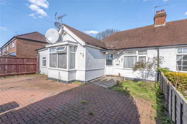 Thumbnail Semi-detached house for sale in Moat Farm Road, Northolt, Middlesex