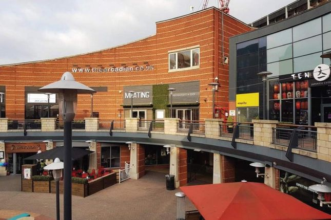 Thumbnail Retail premises to let in Unit E202, Arcadian Centre, Birmingham