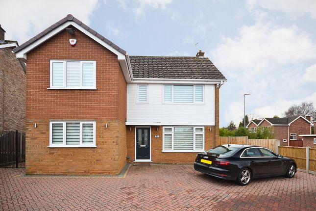 Thumbnail Detached house for sale in Kennedy Road, Trentham, Stoke-On-Trent