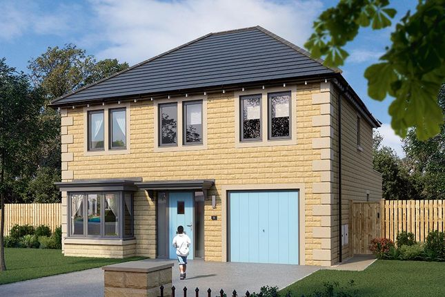 "Thumbnail Detached house for sale in ""The Rosebury"" at Wharfedale Avenue, Menston, Ilkley"