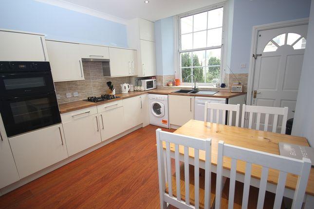 Thumbnail Flat to rent in Osborne Road, Stoke, Plymouth