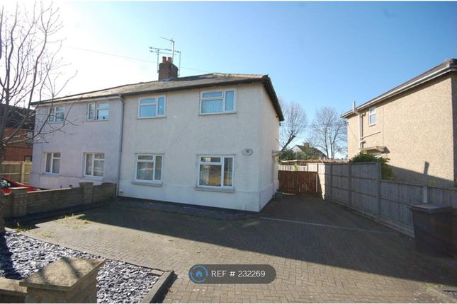 Thumbnail Semi-detached house to rent in Kings Road, Chelmsford