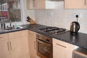 Kitchen of Woodpecker Mount, Pixton Way, Croydon CR0