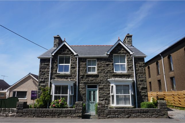 Thumbnail Detached house for sale in High Street, Talsarnau