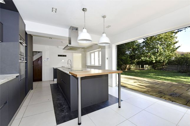 Thumbnail Detached house to rent in The Ridings, Cobham, Surrey