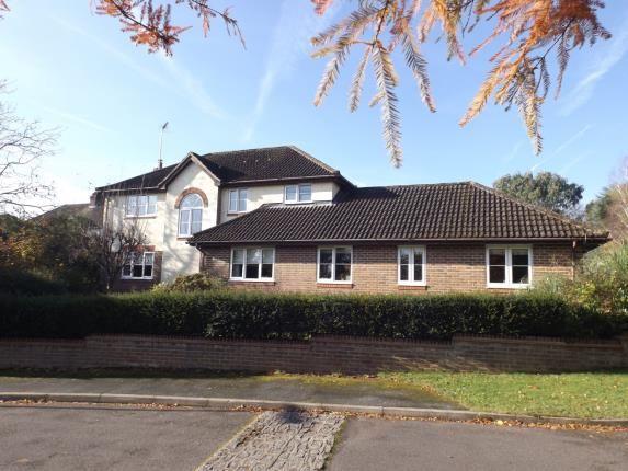Thumbnail Detached house for sale in Farnham, Surrey