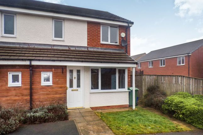 Thumbnail Semi-detached house to rent in Timothy Court, Stockton-On-Tees