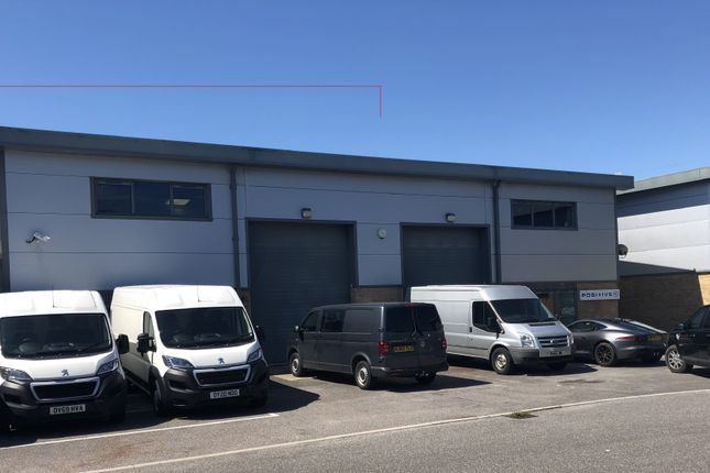 Thumbnail Light industrial for sale in Unit The Fulcrum Business Centre, 7 Vantage Way, Poole