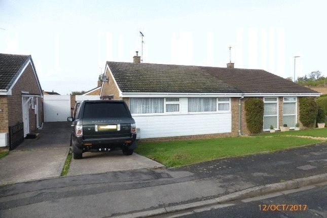 Thumbnail Bungalow to rent in Harpfield Road, Bishops Cleeve, Cheltenham