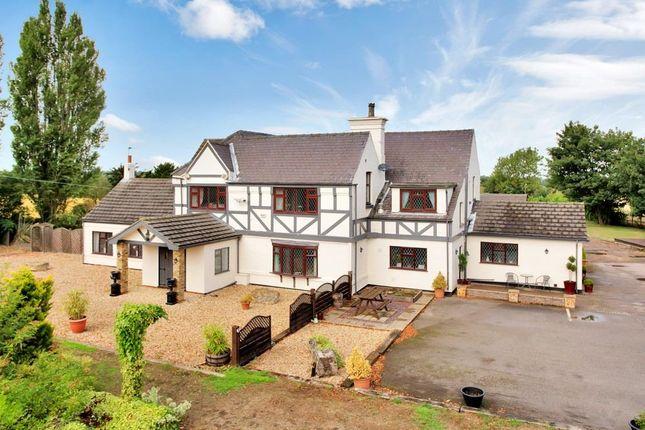 Thumbnail Detached house for sale in Glentham, Market Rasen