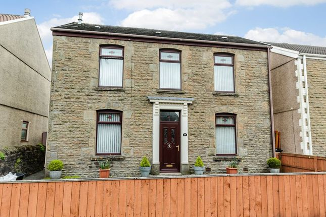 Thumbnail Detached house for sale in Wern Road, Swansea, Neath Port Talbot