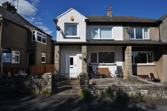Thumbnail Semi-detached house for sale in Rowgate, Kirkby Stephen