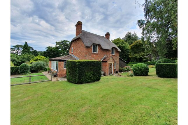 Thumbnail Detached house for sale in Cricket Malherbie, Ilminster