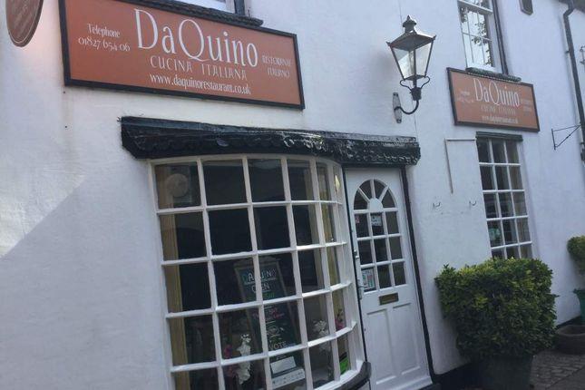 Restaurant/cafe for sale in Little Church Lane, Tamworth