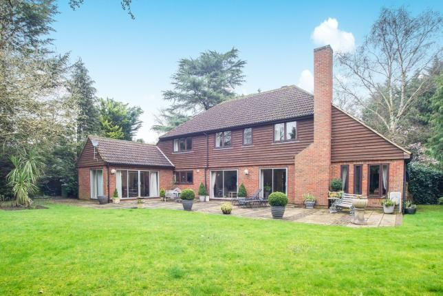 Thumbnail Property for sale in Esher, Surrey, Uk
