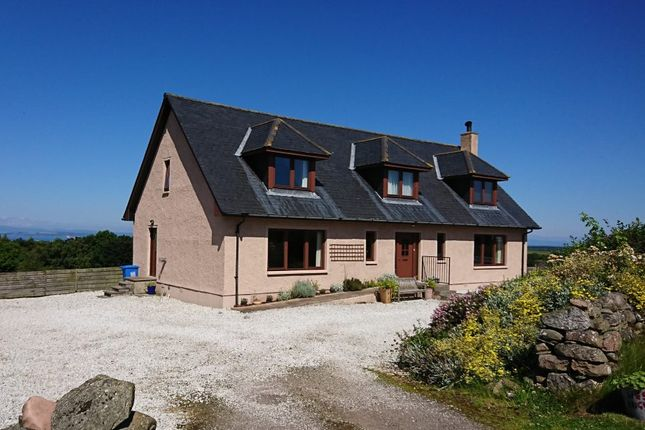 Thumbnail Detached house for sale in Wester Brightmony, Lethen Road, Auldearn