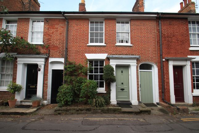 Thumbnail Cottage to rent in Alma Street, Wivenhoe, Colchester