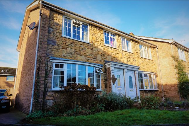 Thumbnail Semi-detached house for sale in The Chase, Wetherby