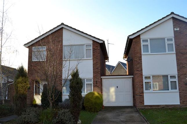 Thumbnail Link-detached house for sale in Thomas Wakley Close, Mile End, Colchester