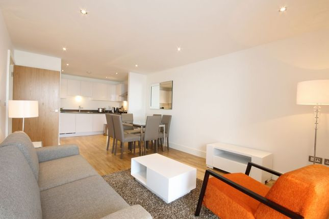 Thumbnail Flat to rent in Dundas Court, 29 Dowells Street, Greenwich, London