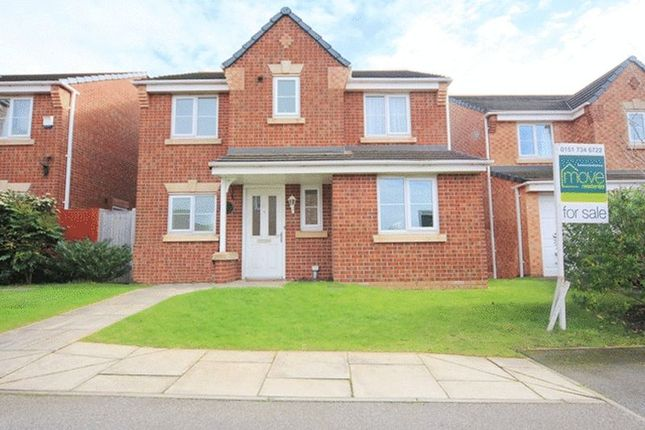 Thumbnail Detached house for sale in Plymouth Close, Cressington Heath, Liverpool