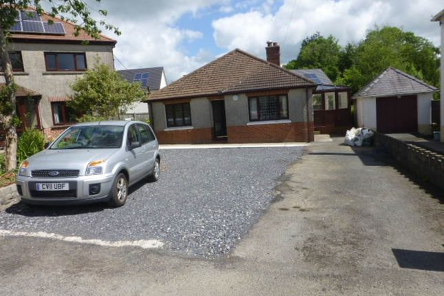 Thumbnail Bungalow to rent in Mostyn Avenue, Carmarthen
