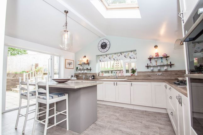 Thumbnail Detached bungalow for sale in Upland Drive, Derriford, Plymouth