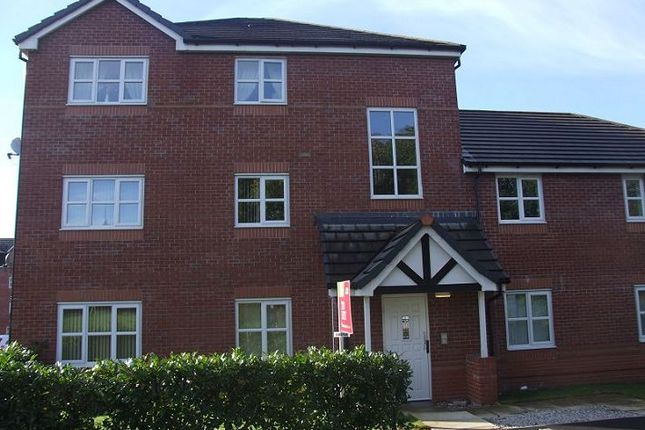 Thumbnail Flat to rent in Woodcock Drive, Roman Place, Platt Bridge