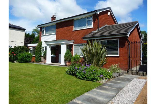 3 bed detached house for sale in Newbrook Road, Manchester