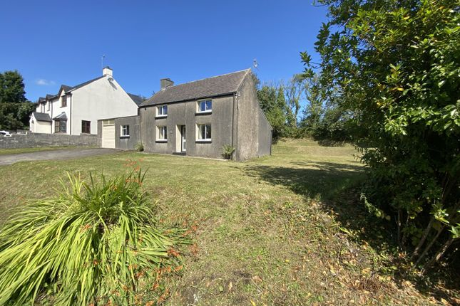 Thumbnail Land for sale in East House, East Williamston, Tenby, Pembrokeshire