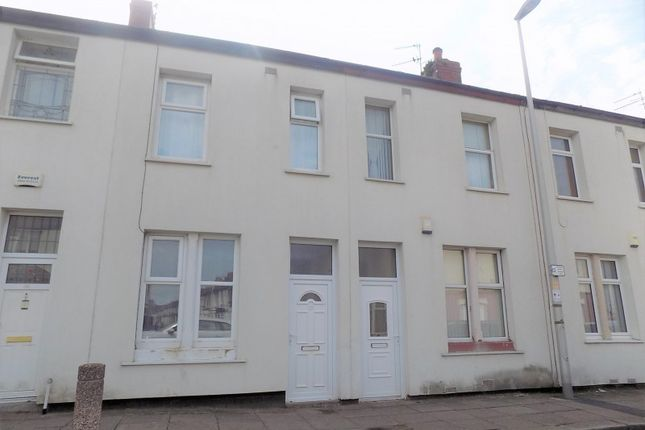 External Front  of Ashton Road, Blackpool FY1