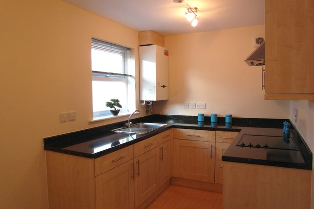 Thumbnail Flat to rent in Lincoln Court, Station Road, Padiham