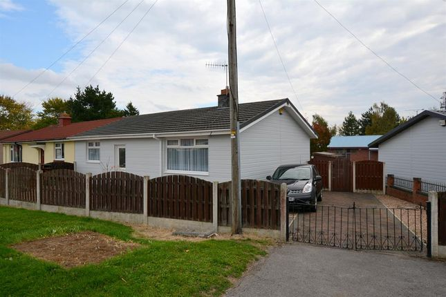 Thumbnail Semi-detached bungalow for sale in Mellor Way, Chesterfield