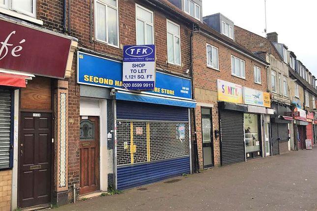 Thumbnail Retail premises for sale in Broad Street, Dagenham