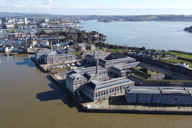 1 bed flat for sale in Brewhouse, Royal William Yard, Plymouth PL1