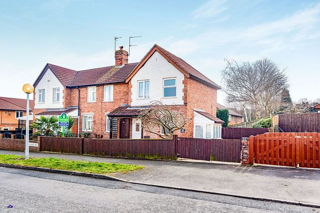 2 bed semi-detached house for sale in Village Way, Telford