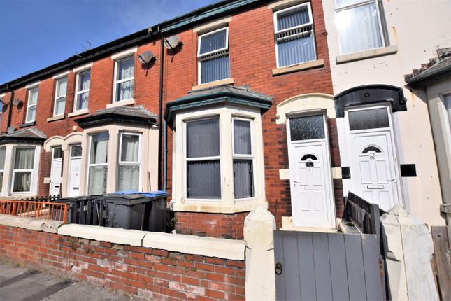 3 bed terraced house for sale in Peter Street, Blackpool FY1