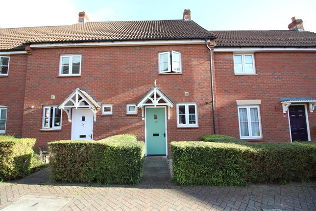 Thumbnail Terraced house to rent in Alsa Brook Meadow, Tiverton