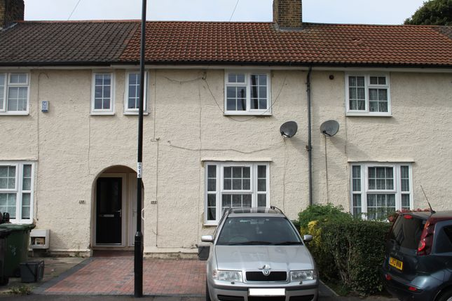 Thumbnail Terraced house to rent in Reigate Road, Bromley