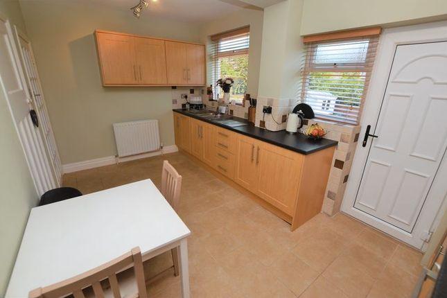 Kitchen of Swaledale Gardens, High Heaton, Newcastle Upon Tyne NE7