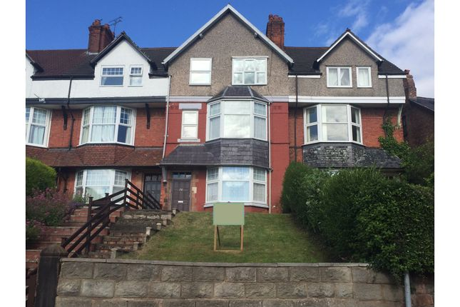 Thumbnail Terraced house to rent in Cambrian View ( Whipcord Lane), Chester
