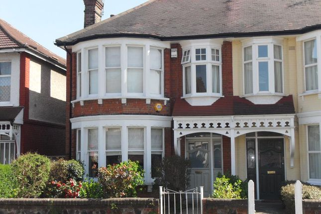 Thumbnail Property for sale in Riverway, Palmers Green, London