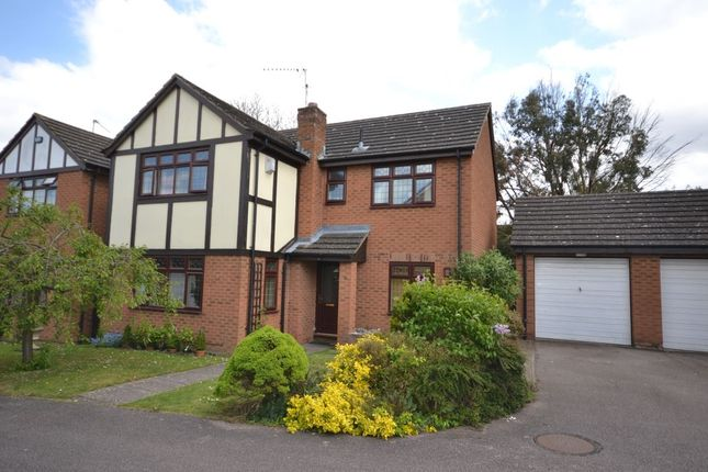 Thumbnail Detached house to rent in Excelsior Gardens, Duston, Northampton