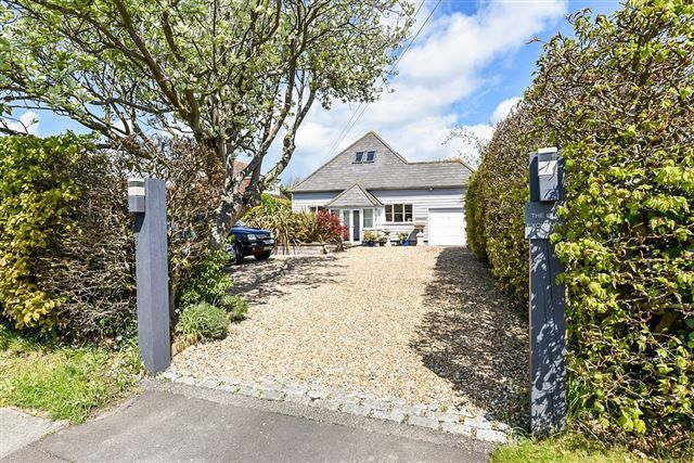 Thumbnail Detached house for sale in Cakeham Road, West Wittering, West Sussex.
