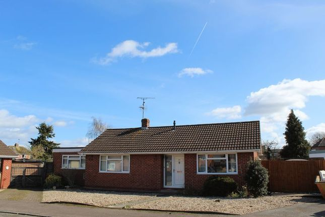 Thumbnail Detached bungalow for sale in Marleyfield Way, Churchdown, Gloucester