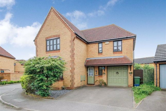 Thumbnail Detached house to rent in St Helens Grove, Monkston, Milton Keynes, Bucks