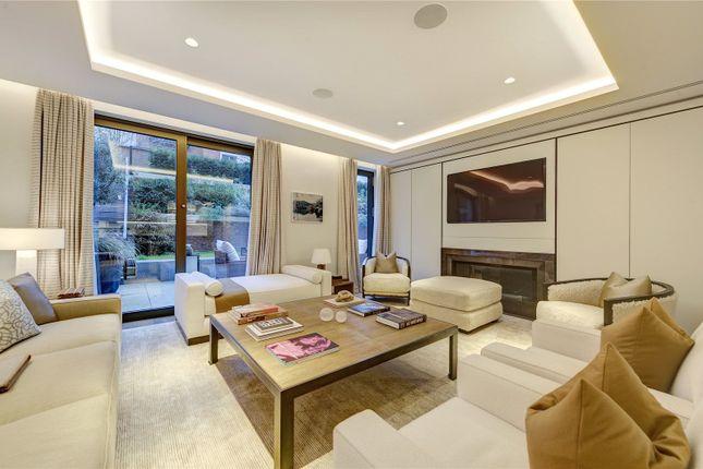 Reception Room of Holland Park Villas, 6 Campden Hill, London W8
