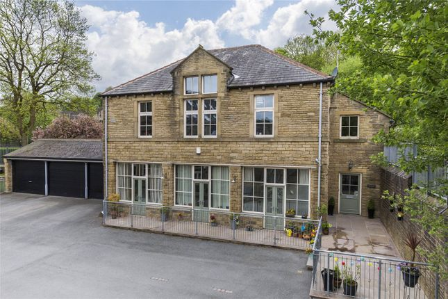 Thumbnail Detached house for sale in Butt Lane, Haworth, West Yorkshire
