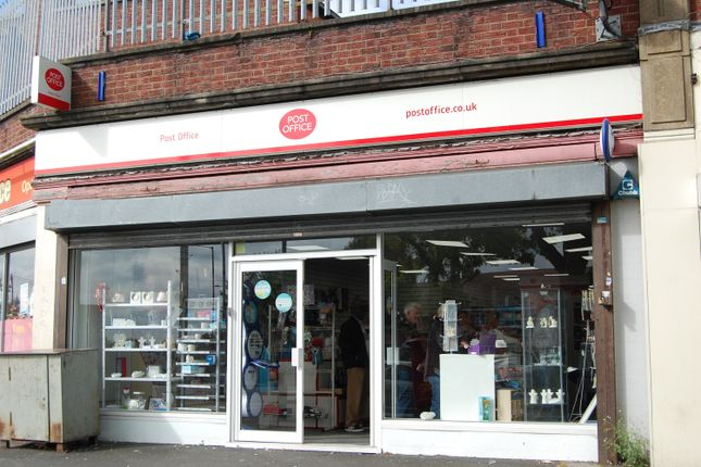 Thumbnail Retail premises for sale in 8 Glebe Farm Road, Birmingham