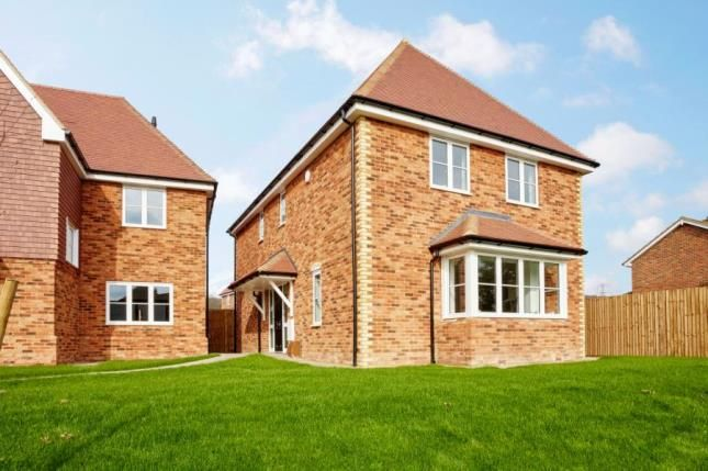 Thumbnail Detached house for sale in Tyland Lane, Sandling, Maidstone, Kent